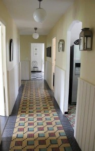 Hallway 1B